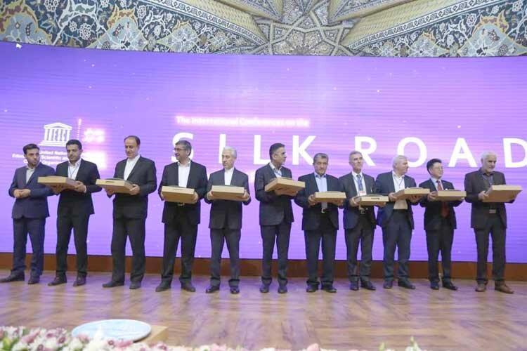 شروع اجلاس جهانی راه ابریشم در همدان