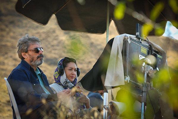 حسین علیزاده و نیکی کریمی در آتابای در راه جشنواره فیلم فجر