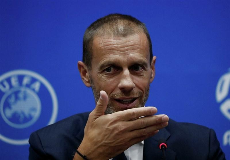 چفرین: شک دارم که فوتبال در آینده تغییر چندانی بکند