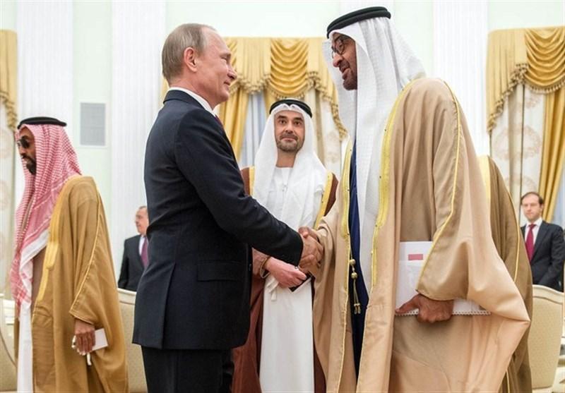 نتیجه سفر پوتین به امارات