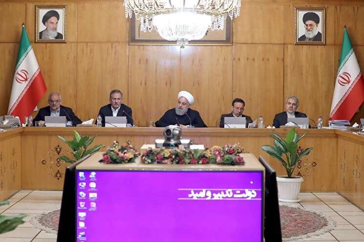 تشکر رئیس جمهور از خدمت رسانی شایسته به زائران اربعین حسینی