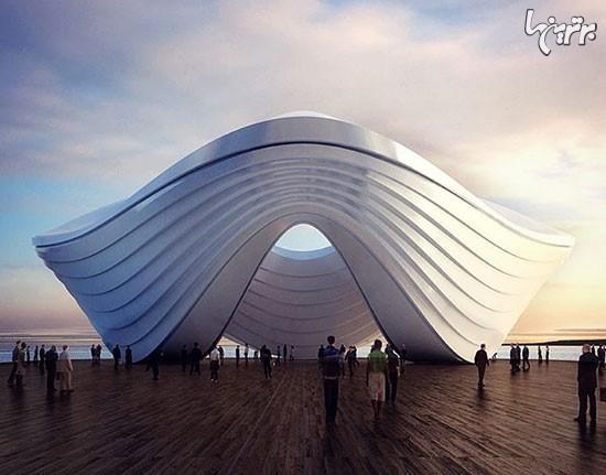 برترین آثار معماری مدرن دنیا (4)