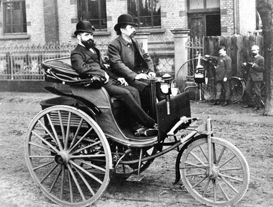 10 خودرویی که دنیا را تغییر دادند