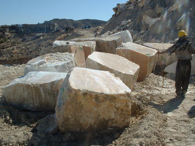 27 درصد سنگ کشور در لرستان وجود دارد