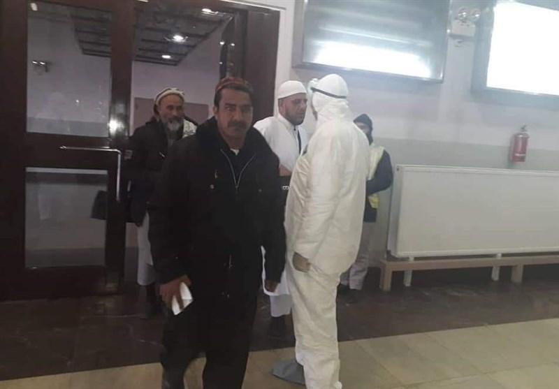 انتقادها از چگونگی کنترل ویروس کرونا در فرودگاه کابل