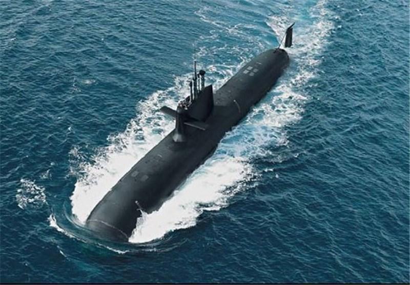 زیردریایی هسته ای آمریکا در اقیانوس آرام مستقر شد