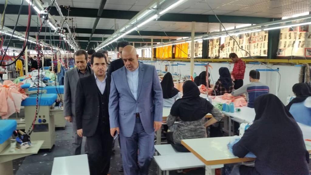خبرنگاران فعالیت130 واحد تولیدی در منطقه آزاد انزلی