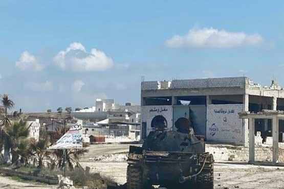 گروه های مسلح در ادلب17 بار آتش بس را نقض کردند