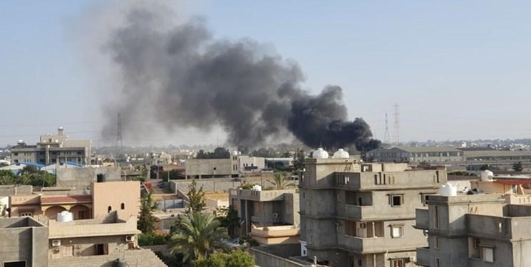 کشته شدن 2 زن و 3 کودک در حمله نیروهای حفتر به طرابلس