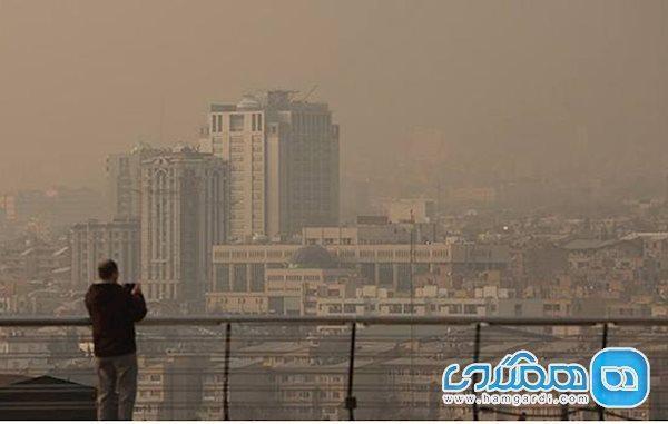 ارتباط عجیب آلاینده های هوا با انتشار ویروس کرونا