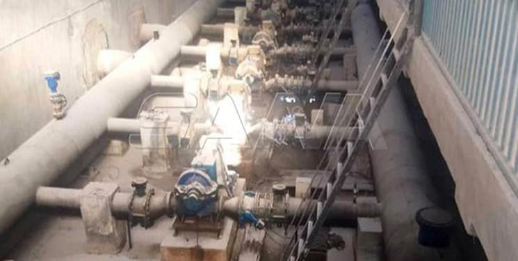 انتقاد یونیسف از ترکیه به دلیل قطع آب شهر الحسکه