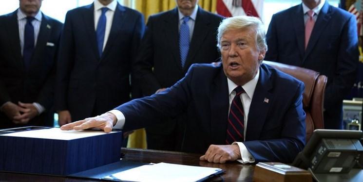 الزام جنرال موتورز به فراوری دستگاه تنفسی؛ ترامپ بسته حمایتی 2 تریلیون دلاری را امضا کرد