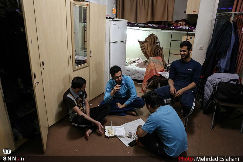 دانشگاه تهران به دانشجویان خوابگاهی 10 درصد تخفیف شهریه می دهد