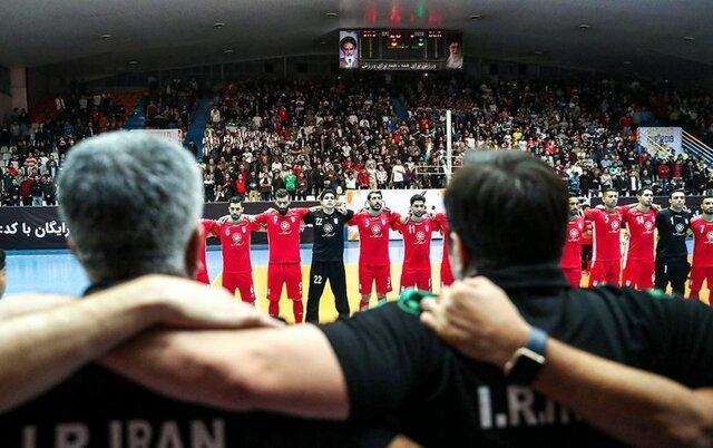 کمیته فوتسال به دنبال حریف تدارکاتی برای تیم ملی