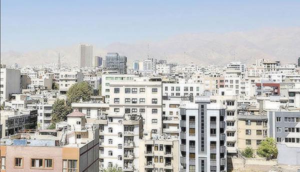 آپارتمان قدیمی در تهران چند؟