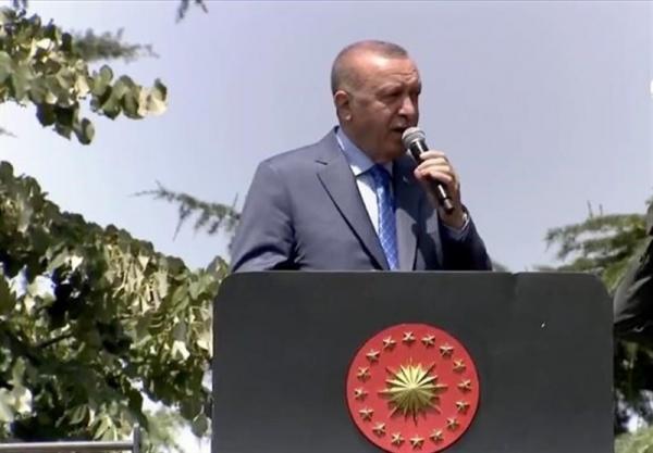 اردوغان: به حضورمان در لیبی، جمهوری آذربایجان، سوریه و مدیترانه شرقی ادامه می دهیم