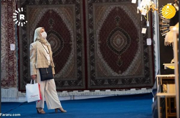 نمایشگاه محصولات و کالاهای ایرانی در کردستان عراق