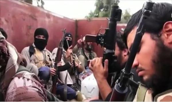 پنهان شدن 400 داعشی در کوه های کردستان عراق