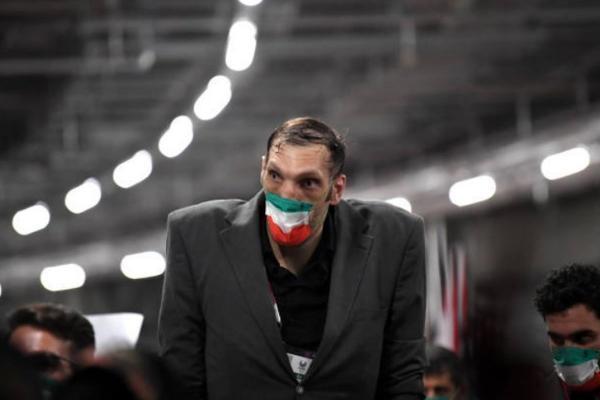 بازتاب حضور مرتضی مهرزاد در صفحه رسمی المپیک؛ بلندقدترین ورزشکار پارالمپیکی تاریخ