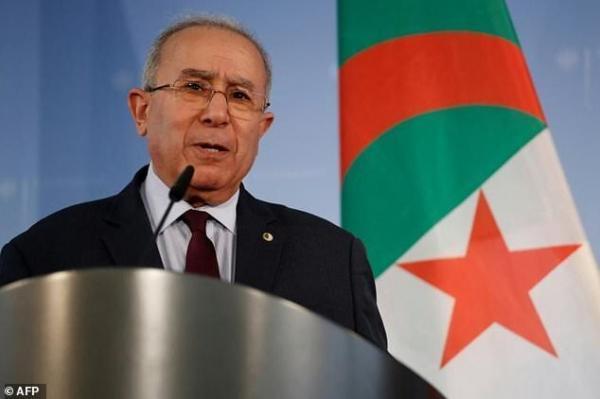 آغاز تور آفریقایی وزیر خارجه الجزایر